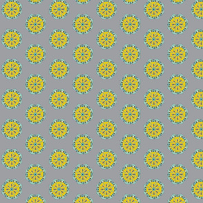 grey-mustard mandala new
