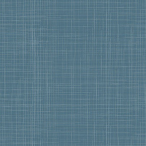 Blue Gray Grey Texture Solid Linen || Fall Autumn Slate Quilt Coordinate Home Decor _ Miss Chiff Designs