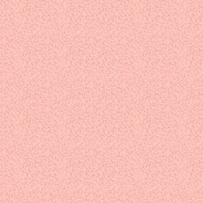 Textured Solid Pastel Peach Blush Pink Coral || Dots spots Spring  Quilt Coordinate _ Miss Chiff Designs