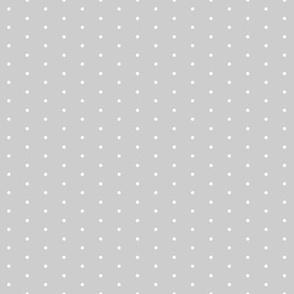 Gray Tiny Dot