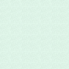 Textured Solid Mint Green || Dots Spots Spring Aqua  Quilt Coordinate _ Miss Chiff Designs