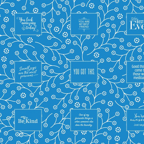Dryer Sheets Project – Blue