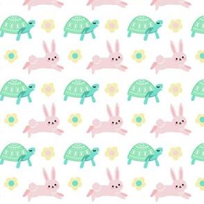 Bunnies & Turtles