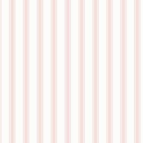 Ticking Stripe: Millennial Pink 4