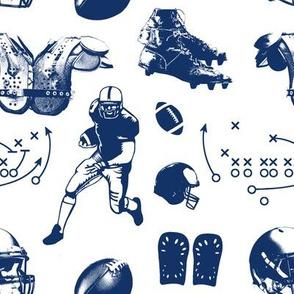 American Football // Navy // Large