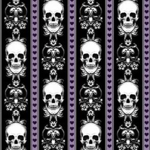 Gothic Border Lavender