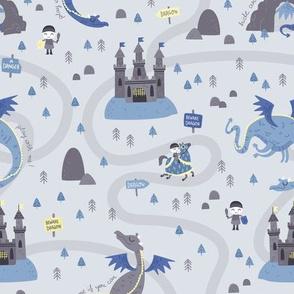 Beware Dragon