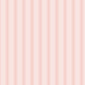 Ticking Stripe: Rose Gold 3