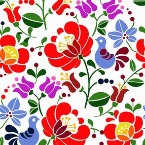 Kalocsai original colour