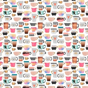 Coffee Cup Collection - Small