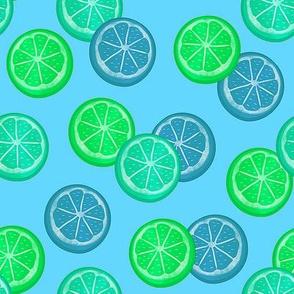 citrus blue