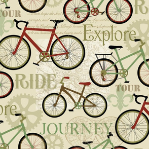 Bicycle Journey