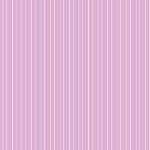 Summer Orchid Stripe, Pink fabric