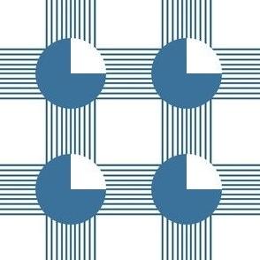 RETRO DOTS AND CIRCLES