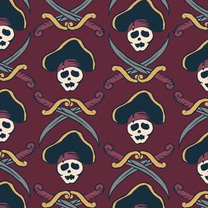 Fearsome Pirate