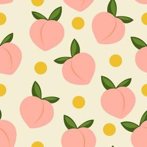 Peachy-medium Scale