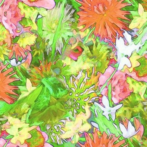 Cornwall Bouquet Pastels