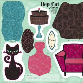 Cool Cat Plushies