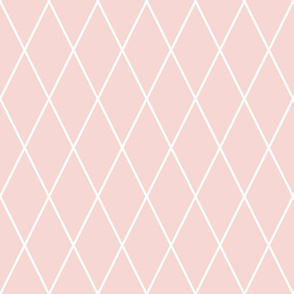 Clemmie's Lattice: Pale Rose Gold