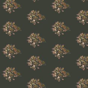 Hydrangea Petals (Khaki)
