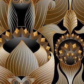 Nocturnal Art Deco