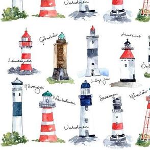 Swedish lighthouses II