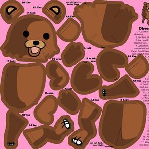 Pedo Bear Plushie