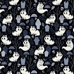 Ghost Kitties