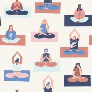 Yoga small scale