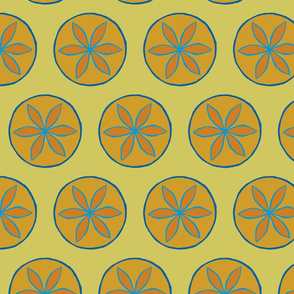 compass pillow fabric-01