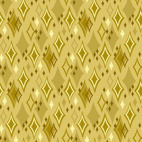 Diamond Shower (Gold)