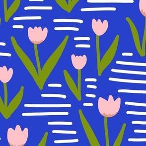 Four Seasons - Spring - Tulips #10 - large