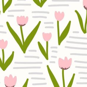 Four Seasons - Spring - Tulips #11 - large