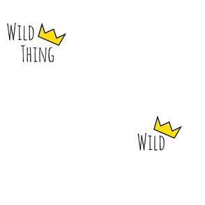 Tiny Wild Thing Panels