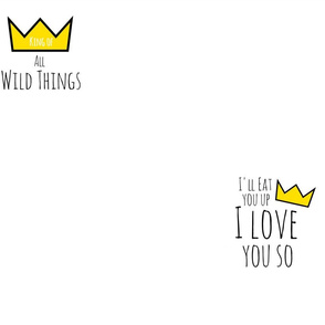 Small Wild Thing Panels
