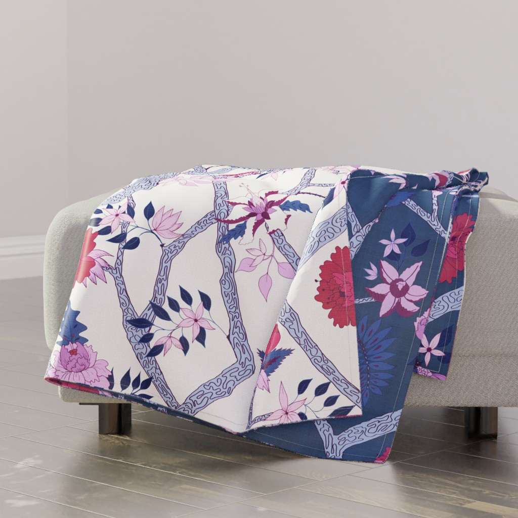Special Edition Blanket on Ottoman