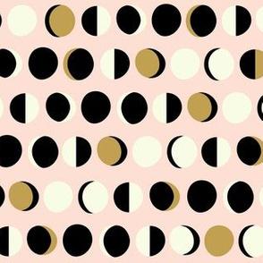 Mod Moons: Blush
