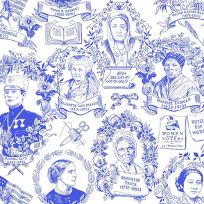 Feminist Pioneers Sisters of Equality