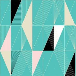 SoBe Mod Deco Bits M+M Aqua by Friztin