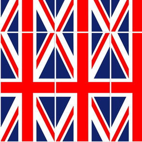 Union Jack (Medium Repeat)