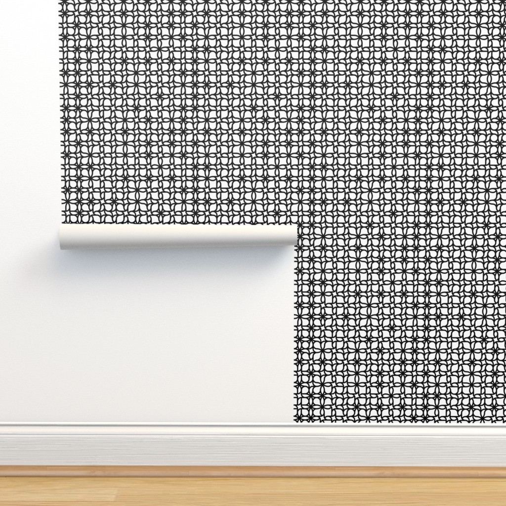 Isobar Durable Wallpaper featuring Set 01/0023 by contrast