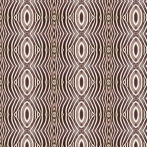 ZEBRA SKIN-brown