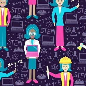 Sisterhood of STEM