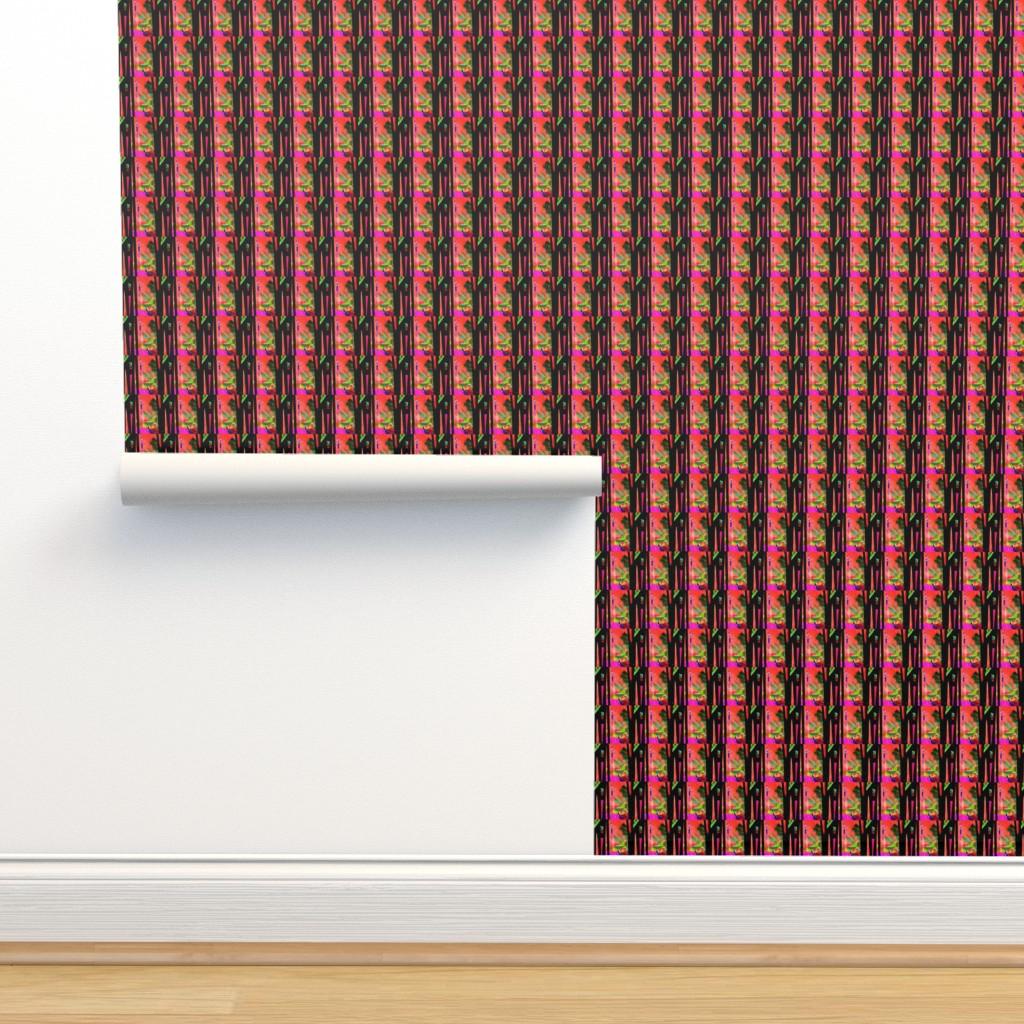 Isobar Durable Wallpaper featuring Hatari 4 by tabasamu_design