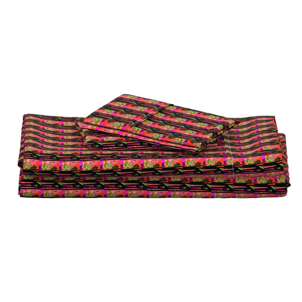 Langshan Full Bed Set featuring Hatari 4 by tabasamu_design