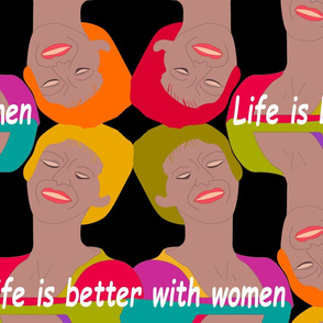 Life is better with women-01