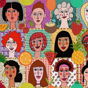 The Colors of Women