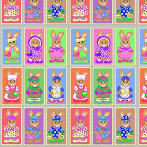BUNNY QUILT TWO