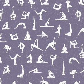 I love yoga Lavender