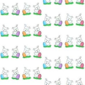 Westie Bunnies